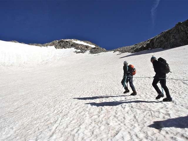 Sortie alpinisme Jocelme - Bureau des Guides Champsaur Valgaudemar