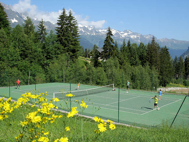 Courts de tennis