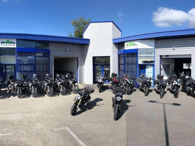 Moto Plaisir - Motorradverleih und mehr