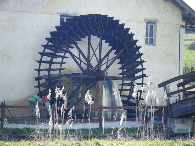 Le Moulin de Cézille