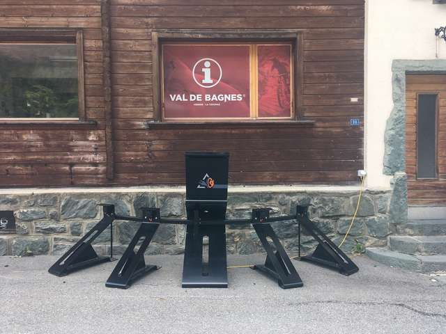 Charging station of Fionnay