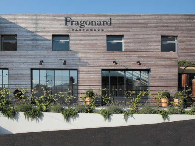 Parfümerie Fragonard - Blumenfabrik