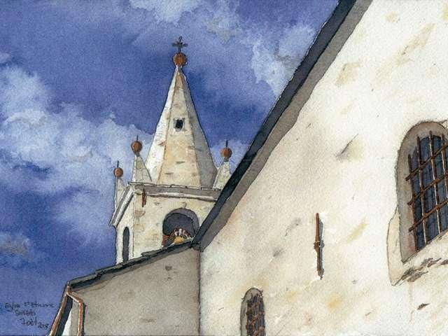 Eglise Saint-Etienne : Sollières : en accès libre