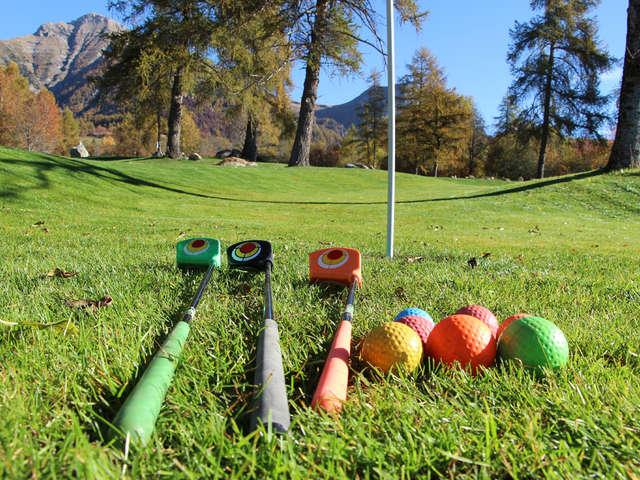 Swin golf/foot golf/billard golf/billard foot