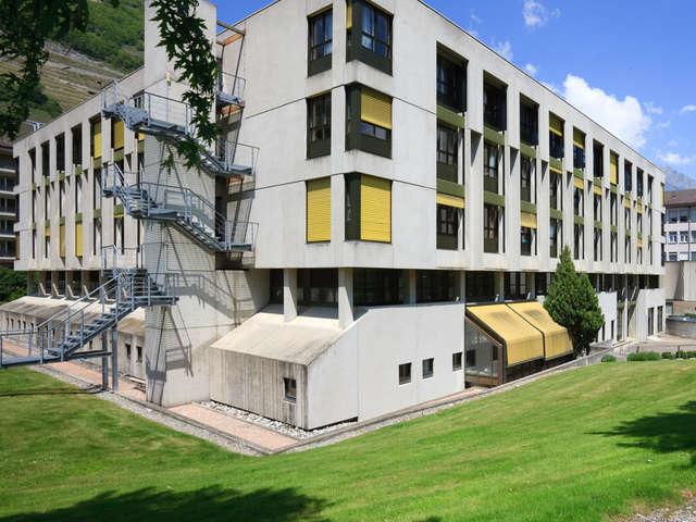 Martigny Krankenhaus