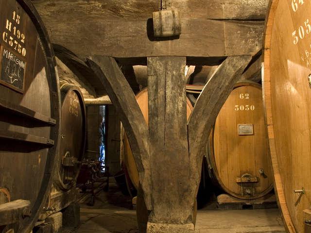 Activité coup de coeur :Visite et dégustation aux Caves du Château La Tour de Marignan