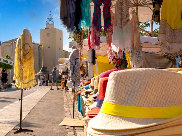 Marketday in Port Grimaud I