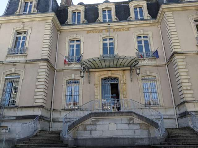 Dans les coulisses de la Banque de France