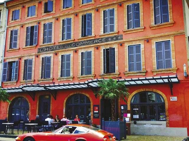 George Hôtel Montauban