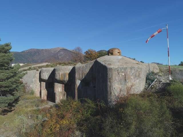 Fort du Mont Agaisen