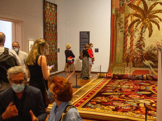 Exposition de tapisseries