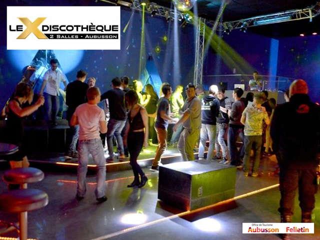 Discothèque Le X