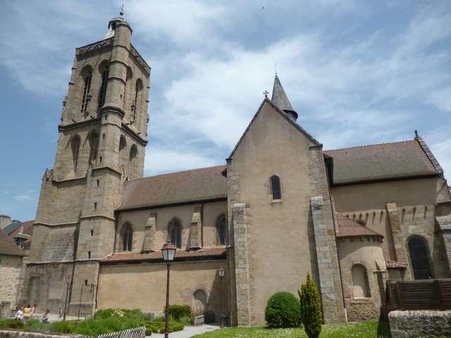 Eglise du Moutier