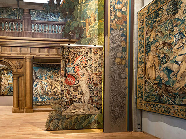Départemental Tapestry Museum