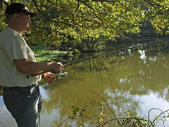 La Marchette Pond