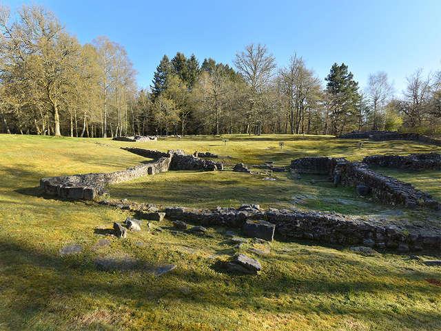 Villa gallo-romaine de Maisonnières