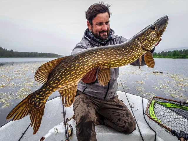 Moniteur Guide de pêche Anthony Manson-Caron