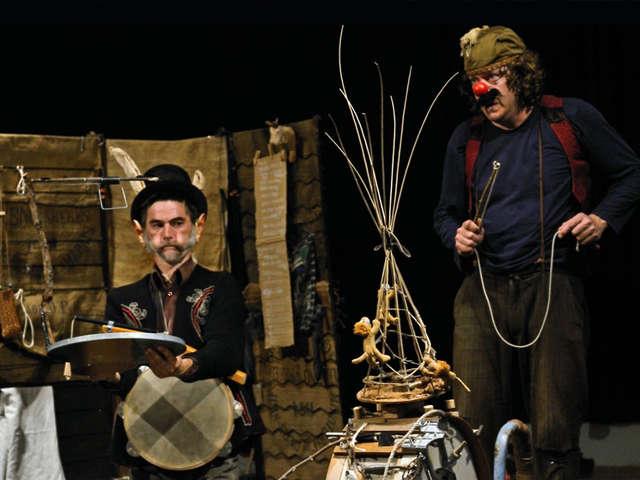 Le festival précaire - spectacle Cabareto