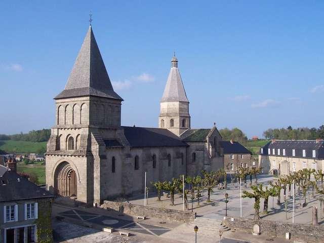 Journées du Patrimoine : Abbatiale romane de Bénévent l'Abbaye