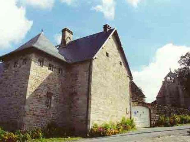 Village de Pallier et Maison des Chevaliers