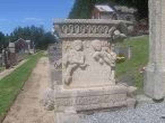 Tombe de Jean Cacaud