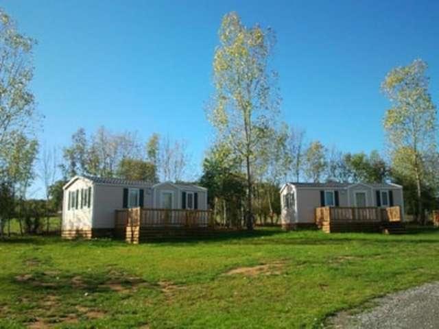 Mobil Home - Camping du Moulin de Piot (MH02)