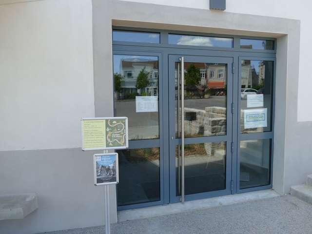 Bureau d'accueil touristique d'Auzances