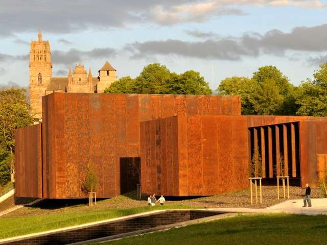 Musée Soulages - Fermé temporairement jusqu'au 21/09/2020