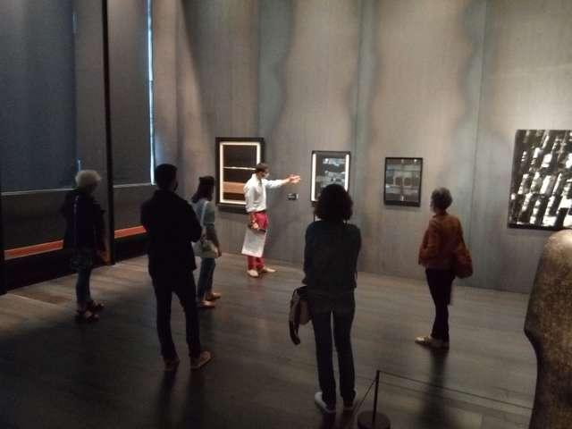 LES VISITES COMMENTÉES DU MUSÉE SOULAGES