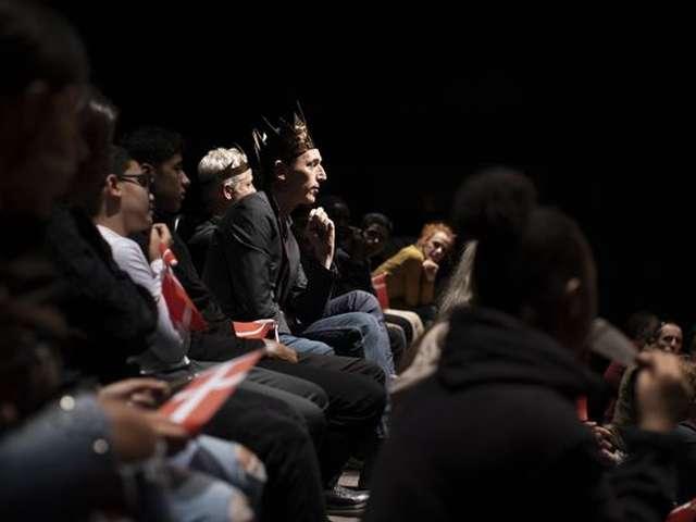 Théâtre des deux points : Hamlet - Théâtre