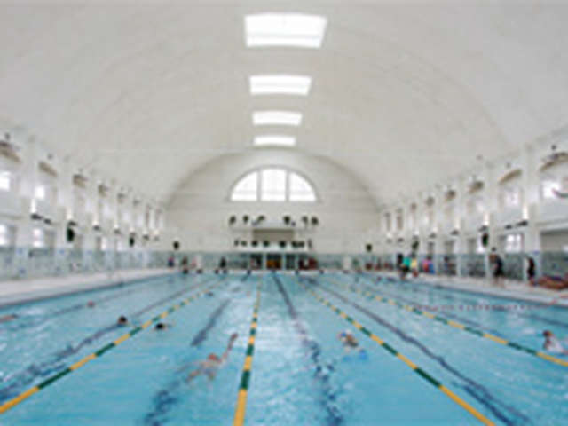 PISCINE OLYMPIQUE NANCY THERMAL