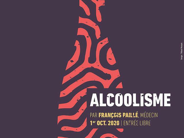 CONF CURIEUSE ALCOOLISME