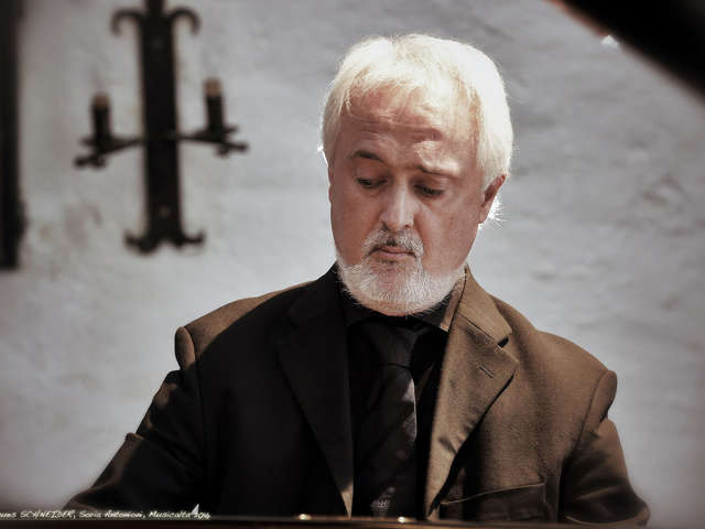 CONCERT NANCYPHONIES BEETHOVEN DER ESPAGNOL - ANTONIO SORIA - PIANO