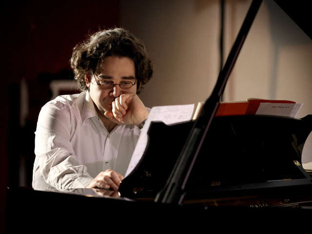 CONCERT NANCYPHONIES LOOKING FOR BEETHOVEN - PASCAL AMOYEL - PIANO ET COMEDIE