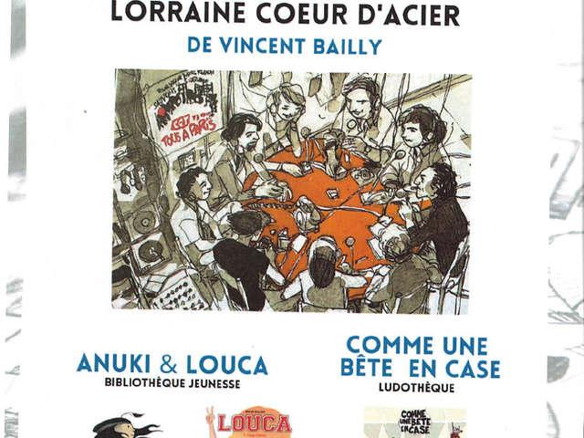 EXPOSITION À LA LUEUR DU SILENCE