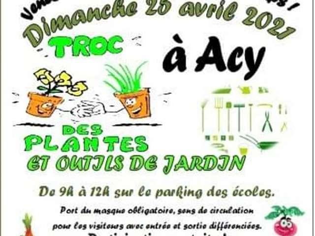 Troc plantes Acy