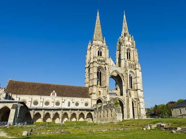 Visite guidée de l'abbaye Saint-Jean-des- Vignes