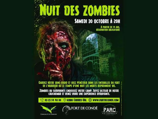 Nuit des zombies 2021