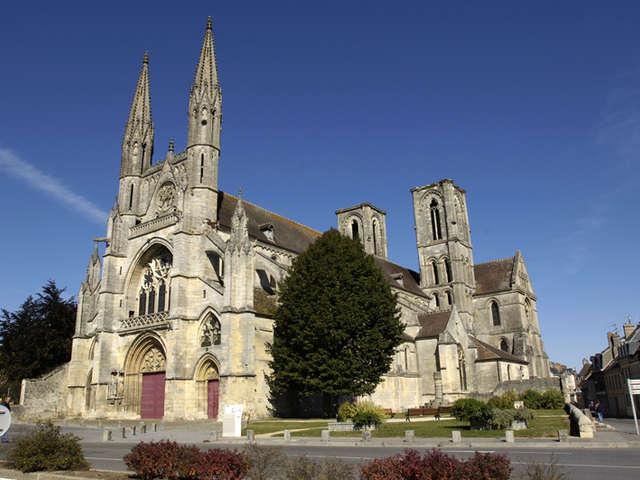 Ensemble abbatial Saint-Martin