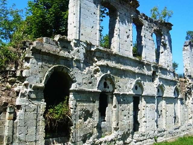 Visites guidées à l'Abbaye de Valsery
