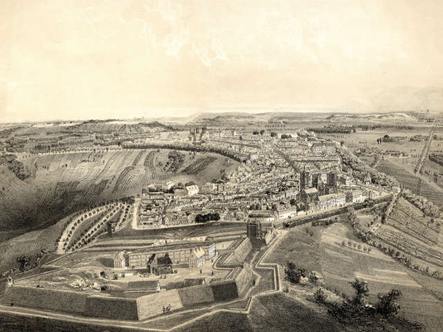 Citadelle de Laon