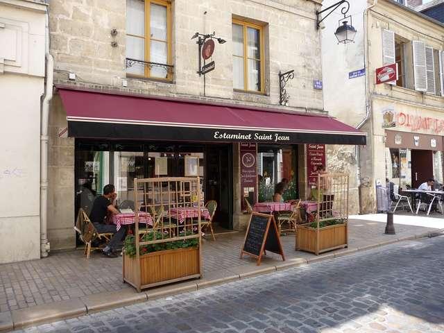 L'Estaminet Saint-Jean