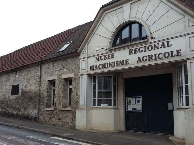 Musée régional du machinisme agricole