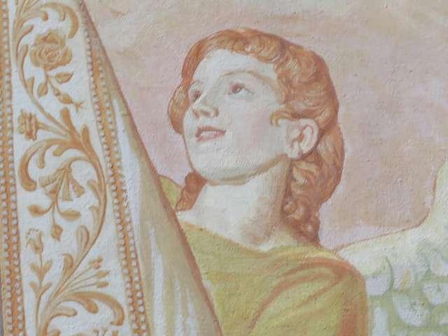 Des personnages soissonnais et deux peintres dans la cathédrale