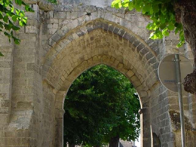 Visite guidée du quartier Saint-Médard- le quartier de l'église