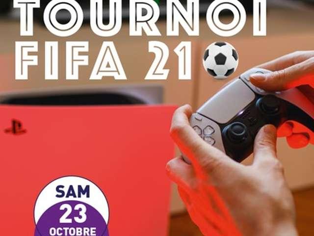 Tournoi FIFA21 sur PS5