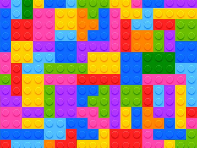 Challenge Pixel : Art en Lego