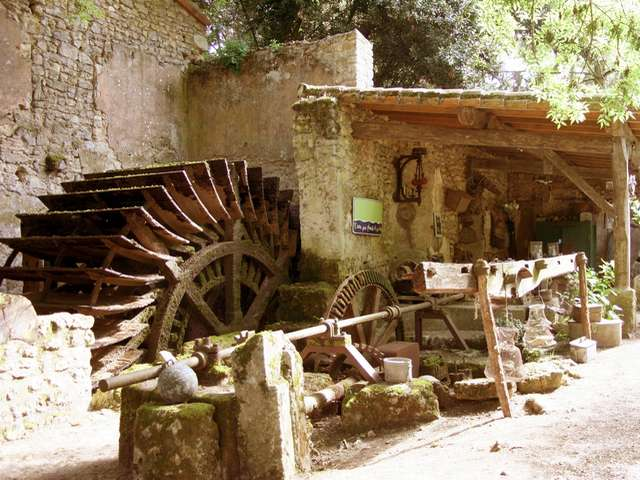 Moulin de Chollay