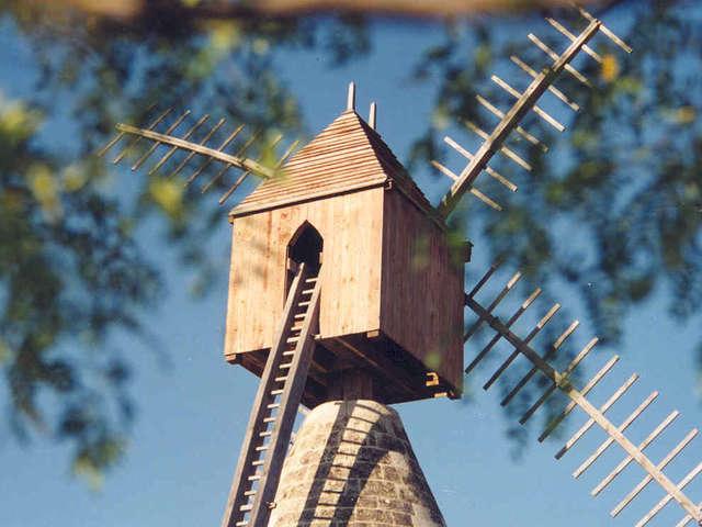 Moulin de Puy d'Ardanne