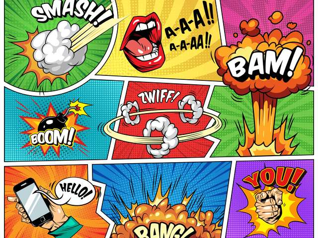 2020 l'année de la bande dessinée : Atelier BD